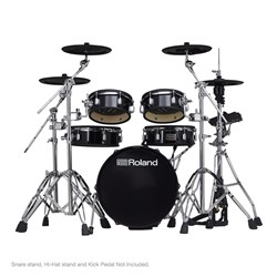 Roland VAD306 V-Drums Acoustic Design Compact Kit w/ TD17 Module & Shallow-Depth Shells