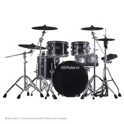 Roland VAD506 V-Drums Acoustic Design 5-Piece Wood Shell Kit w/ TD27, Digital Snare & Ride