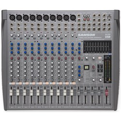 Samson L1200 12 Channel 4 Bus Pro Mixer ONE ONLY!