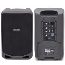 OPEN BOX Samson Expedition XP106w Rechargeable Portable Wireless System & Bluetooth
