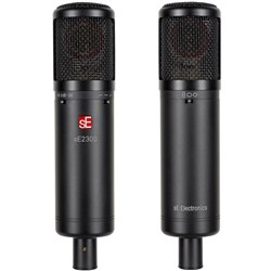 sE Electronics 2300 Large-Diaphragm Multi-Pattern Condenser Microphone
