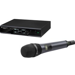 Sennheiser Evolution Wireless D1 Vocal Set with E 835-S Microphone (NH-NT Version)