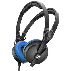 Sennheiser HD25 DJ & Monitoring Headphones (Limited Edition Blue)