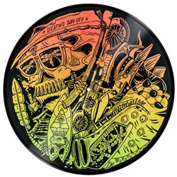 Serato Sheryo & The Yok Bushwick Picture Discs (pair)