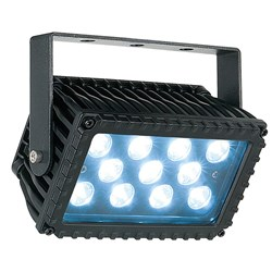 Showtec Cameleon Flood 11CW LED Wash Light (11 x 1W) Outdoor Use - IP Rated 65