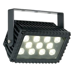 Showtec Cameleon Flood 11WW LED Wash Light (11 x 1W) Outdoor Use - IP Rated 65