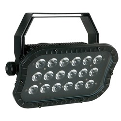 Showtec Cameleon Flood 18/3 RGB LED Wash Light (18 x 3W) Outdoor Use - IP Rated 65