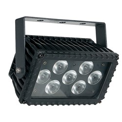 Showtec Cameleon Flood 7/3 RGB LED Wash Light (7 x 3W) Outdoor Use - IP Rated 65