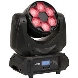 Showtec Juno LED 2 in 1 Moving Head (6 x RGBW)