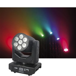 Showtec Showtec Shark One  RGB LED Moving Head (7 x RGB)