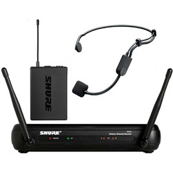 Shure SVX14 / PGA31 Wireless Headset Mic System J9