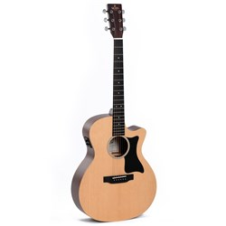 Sigma GMC-STE Grand Concert Acoustic/Electric Guitar