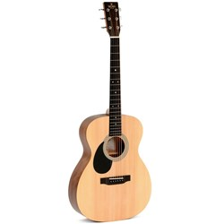 Sigma OMM-STL Left-Hand Acoustic Guitar w/ Solid Sitka Spruce Top