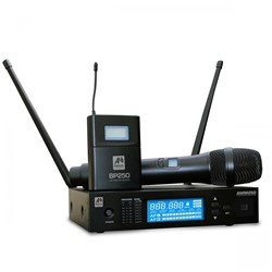 Smart Acoustic SWM250HT Wireless Mic System
