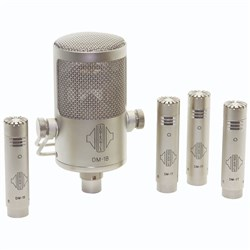 Sontronics Drum Pack 5-Piece Condenser Microphone Set from Drums