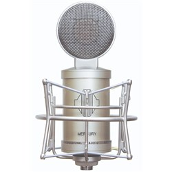 Sontronics Mercury Variable-Pattern Valve/Tube Condenser Microphone