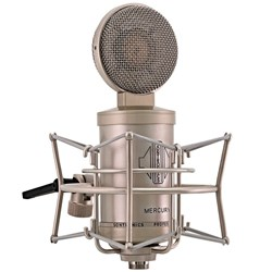 Sontronics Mercury Variable Pattern Valve/Tube Condenser Microphone (Vintage Edition)