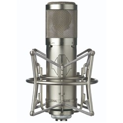 Sontronics STC2 Large-Diaphragm Cardioid Condenser Microphone (Silver)