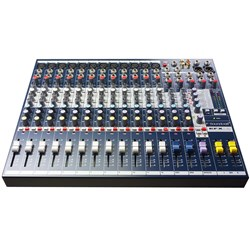 Soundcraft EFX12 12-Channel Mixing Console w/ Lexicon Effects
