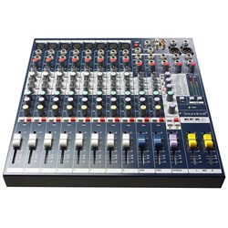 Soundcraft EFX8 8-Channel Mixing Console w/ Lexicon Effects