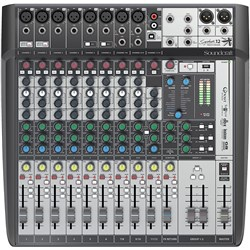 Soundcraft Signature 12MTK Analog Mixer w/ USB Multitrack Recording & Lexicon Effects