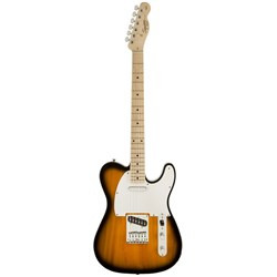 Squier Affinity Series Telecaster w/ Maple Fingerboard (2-Color Sunburst)