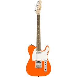 Squier Affinity Series Telecaster w/ Laurel Finger Board (Competition Orange)