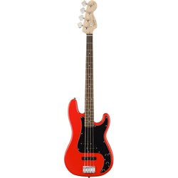 Squier Affinity Series Precision Bass PJ w/ Laurel Fingerboard (Race Red)