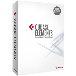 Steinberg Cubase Elements 9 Digital Audio Workstation