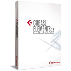 Steinberg Cubase Elements 9.5 Digital Audio Workstation