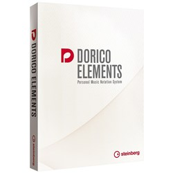 Steinberg Dorico Elements 2 Music Notation Software (Education Edition)