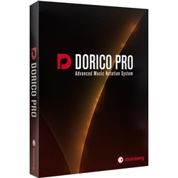 Steinberg Dorico Pro 2 Music Notation Software (Education Edition - Cross-Grade)