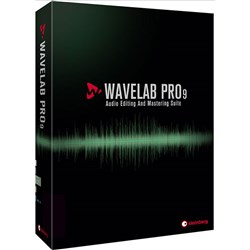 EDU Steinberg Wavelab Pro 9 Audio Editing Software (Education Version)