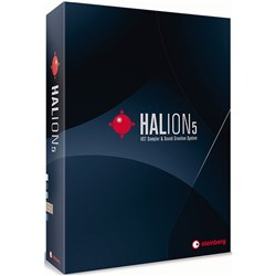 Steinberg HALion 5 Sampling & Sound Design VST