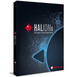 Steinberg HALion 6 VST Sampler & Sound Creation System