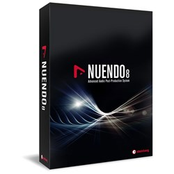 Steinberg Nuendo 8 Post Production DAW Software