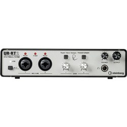 Steinberg URRT2 4x2 USB 2.0 Audio Interface w/ Rupert Neve Designs Transformers & D-PRE