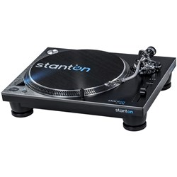 Stanton ST150M2 Direct-Drive Professional Super High Torque Turntable (S-Tonearm)