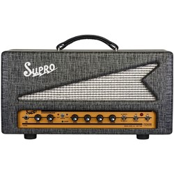 Supro 1699RH Statesman Head Tube Amp Head (50W)