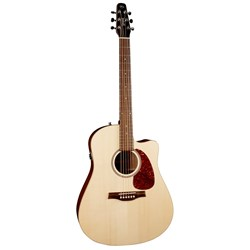 Seagull Entourage CW w/ Quantum I Pick-up (Natural Spruce)