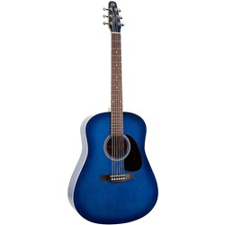 Seagull S6 Spruce (GT Gloss-top Blueburst, 039319)