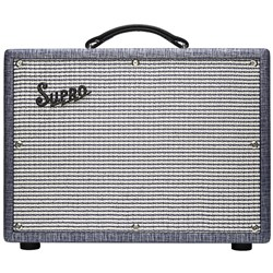 "Supro Tremo-Verb 1622RT 1x10"" Tube Combo Amp (25W)"