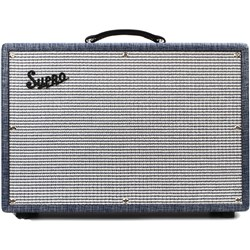 "Supro Saturn 1648RT 1x12"" Tube Combo Amp (15W)"