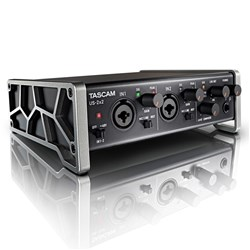 Tascam US-2X2 Audio Interface Interface