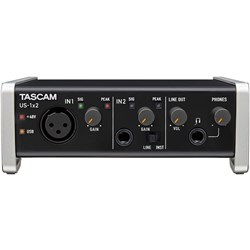 OPEN BOX Tascam US-1x2 USB Audio Interface