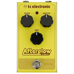 TC Electronic Afterglow Chorus Stompbox