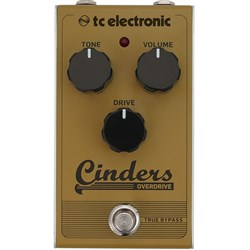 TC Electronic Cinders Overdrive Stompbox