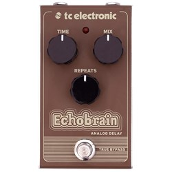 TC Electronic EchoBrain Analog Delay Stompbox