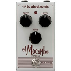 TC Electronic El Mocambo Overdrive Stompbox