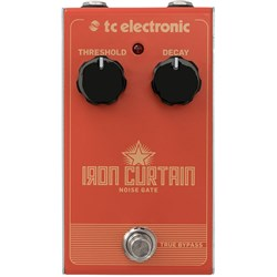 TC Electronic Iron Curtain Noise Gate Stompbox